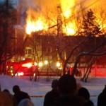Mutiple Alarm Apartment Fire (WI)