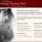 Triangle Shirtwaist Factory Fire New York City 1911