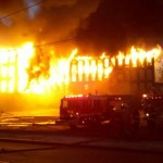 Woonsocket (RI) Eight Alarm Mill Fire: Caused by Welding