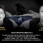 F2010-38 NIOSH LODD REPORT: Two career fire fighters die and 19 injured in roof collapse during rubbish fire at an abandoned commercial structure - Illinois