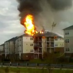 Second Alarm Apartment Fire, VA
