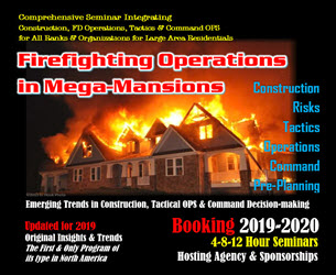Buildingsonfire - Building Construction & Firefighting for