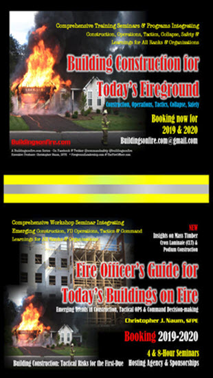 Buildingsonfire - Building Construction & Firefighting for the Fire