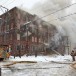 Structure Collapse at 140-Year Old Mill Building Kills 2 Career Fire Fighters and Injures 2 Others – Pennsylvania