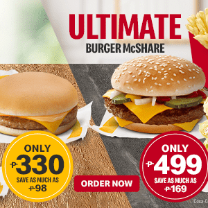 Snack Burger McShare