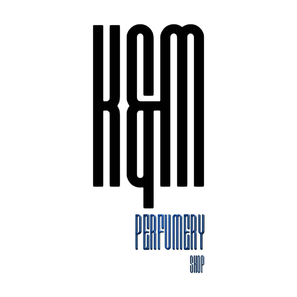 K&M PERFUMERY SHOP Official Logo