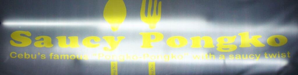 saucy pongko