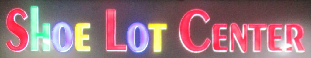 shoe lot center