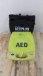 Zoll AEDPlus   Défibrillateur REA Mauritius
