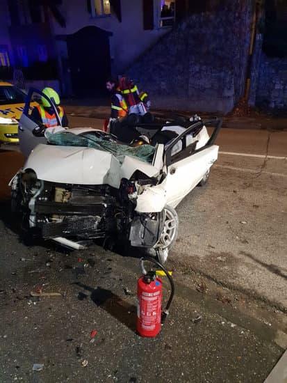 accident route décès   Défibrillateur accident de route