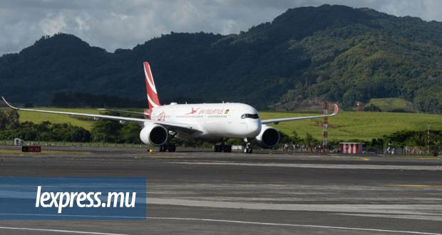 Air Mauritius Crise Cardiaque   Défibrillateur REA Mauritius