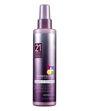 Pureology Colour Fanatic 21 Benefits Hair Treatment Spray