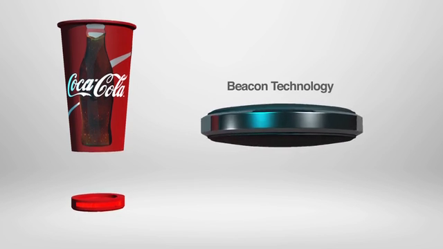 New Technology. Coca Cola Meeting Cup