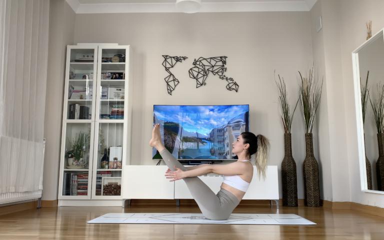 Yoga Kilo Vermeye Yardımcı Olur Mu? Kilo Vermede En Etkili 5 Yoga Pozu