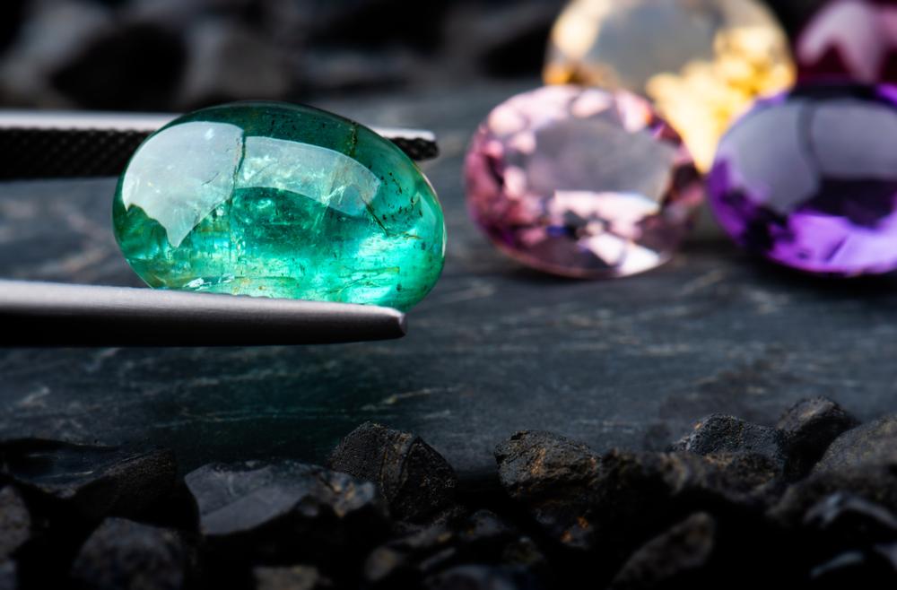 Gemstones - Marcus Briggs