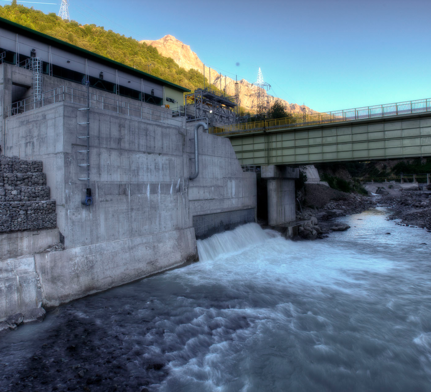 Chile – Hydroelectric Power