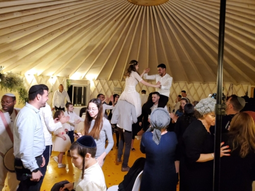 חתונהאליהו ונעומי
