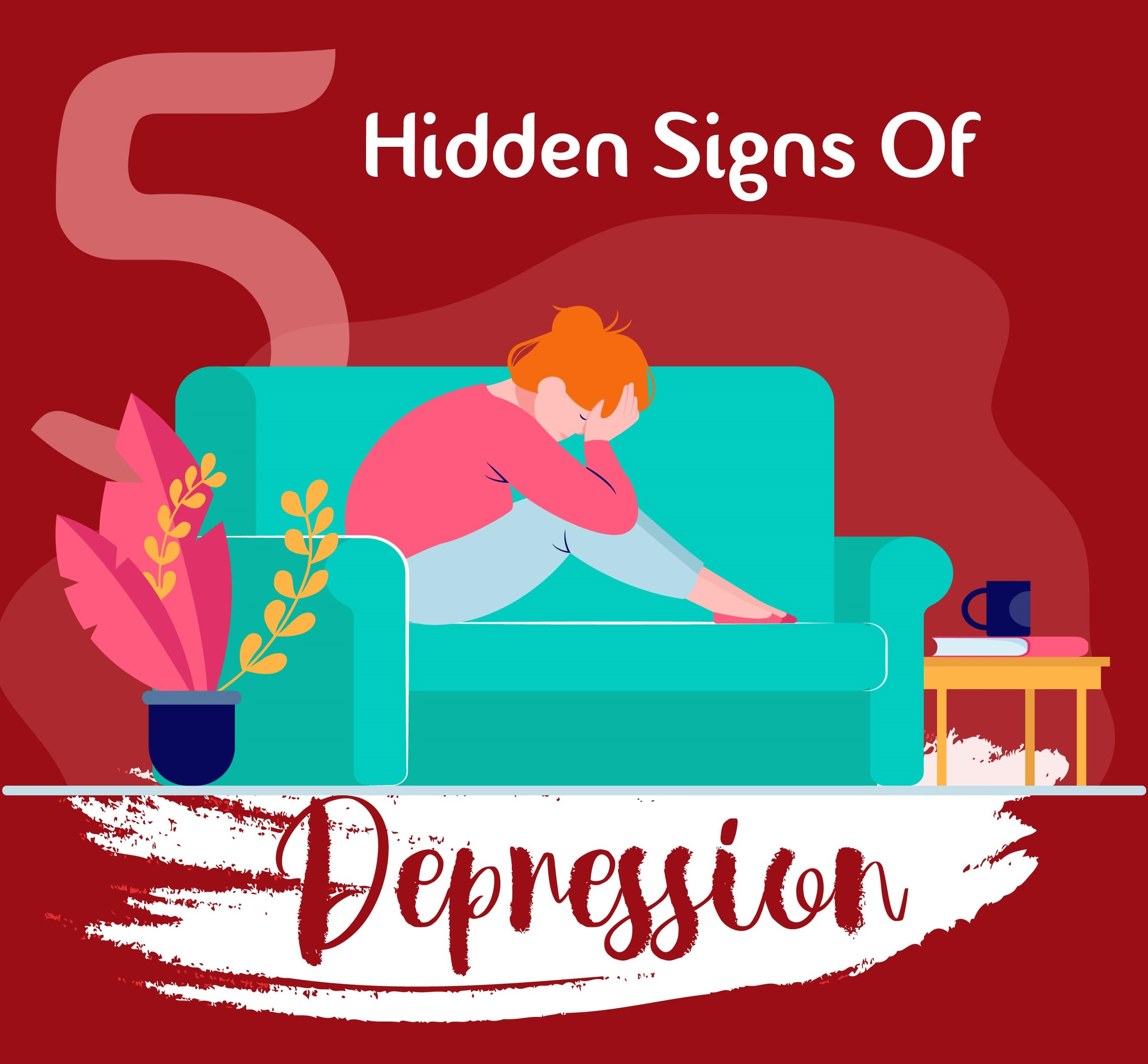 5 Hidden Signs of Depression