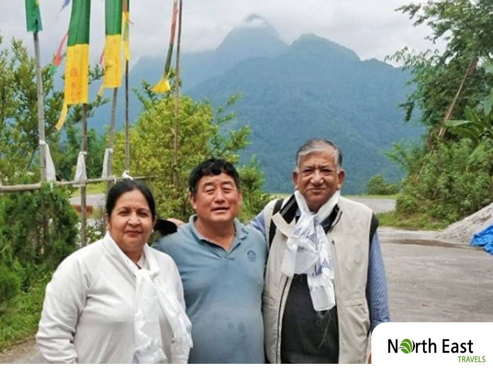 Guests in Sikkim