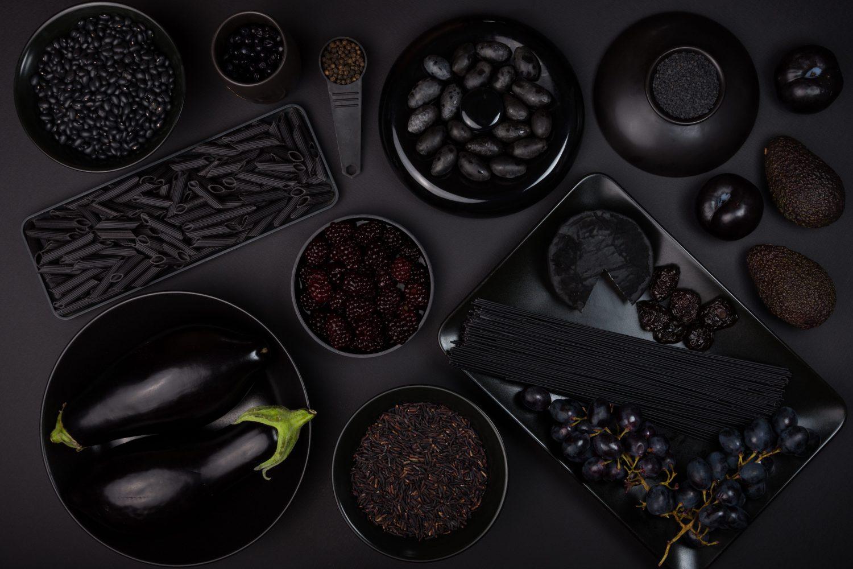 black-food