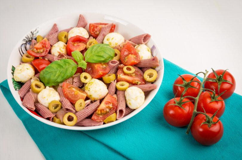 Salată italiană cu penne