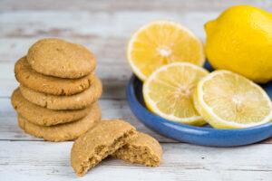 Biscuiți cu lămâie și rozmarin