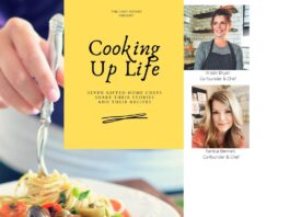 The Chef Sisters Presents Cooking Up Life Cookbook
