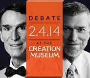 Bill Nye and Ken Ham debate image
