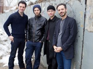 Brooklyn Rider string quartet