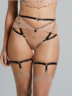 Edge o' Beyond: Colette Garters