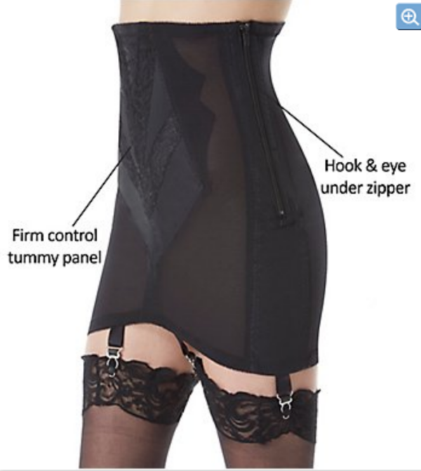 Rago Girdle 1294 in Black