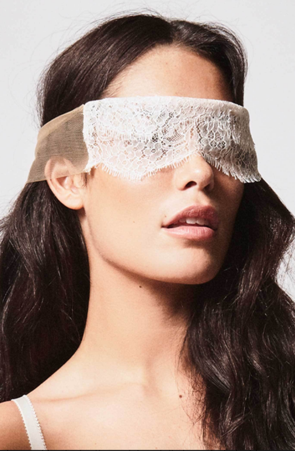 Edge o' Beyond: Tamara Robe & Eye Mask