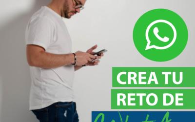 Crea tu propio Reto de WhatsApp