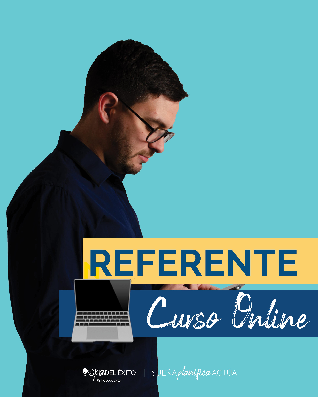 REFERENTE Mentoring – CURSO ONLINE