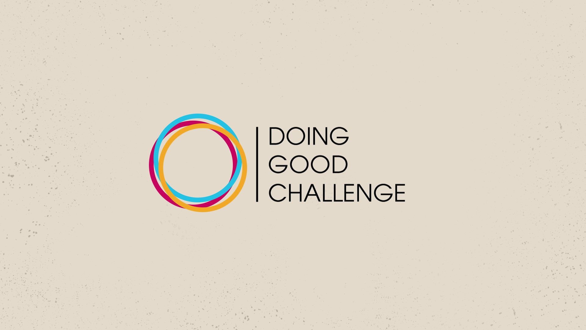 Doing Good Challenge Logo/Screenshot