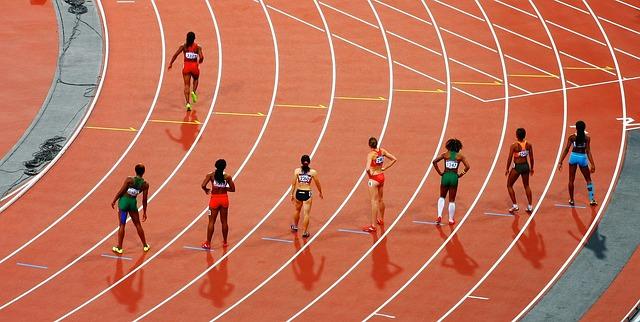 odds på friidrett