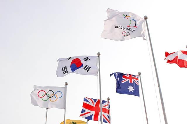 Medaljer i Pyeongchang 2018