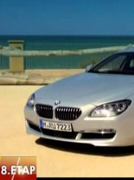 BMW 6 Gran Coupe – TV8