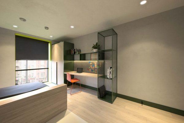 En-suite Rooms in Brand New 2019 Student Hall