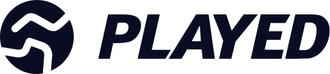 played logo