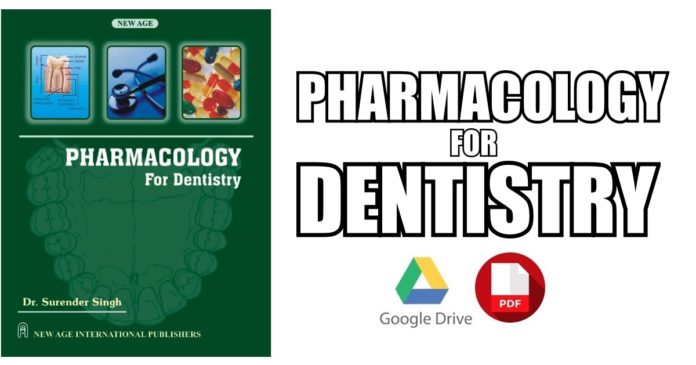 Pharmacology-for-Dentistry-PDF-Free-Download