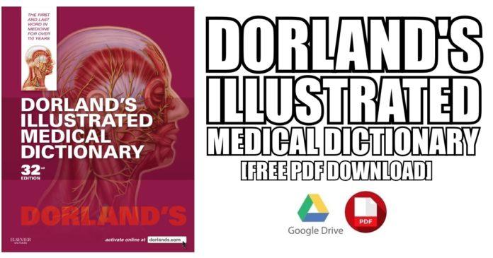 Dorlands-Illustrated-Medical-Dictionary-PDF-Free-Download