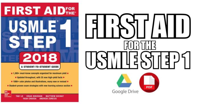 First-Aid-for-the-USMLE-Step-1-2018-PDF-Free-Download