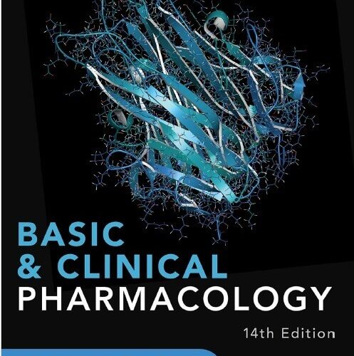 Basic-and-Clinical-Pharmacology-14th-Edition