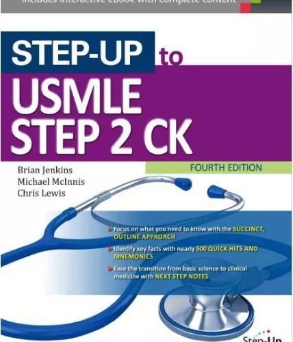 Step-up-for-USMLE-Step-2-CK