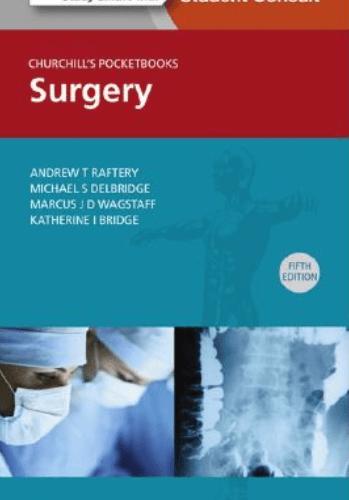 Churchill's-Pocketbooks-Surgery