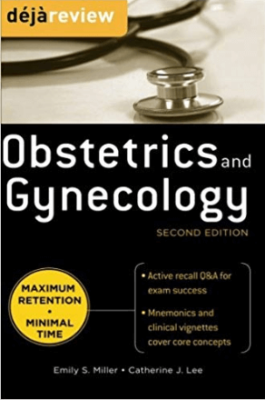 Deja-Review-Obstetrics-Gynecology-2nd-Edition