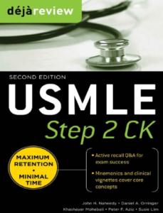 Deja-Review-USMLE-Step-2-CK-2nd-Edition