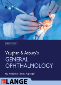 Vaughan-Asbury's-General-Ophthalmology-19th-Edition
