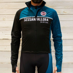 maglia ciclismo invernale fighter jacket 2019-2020